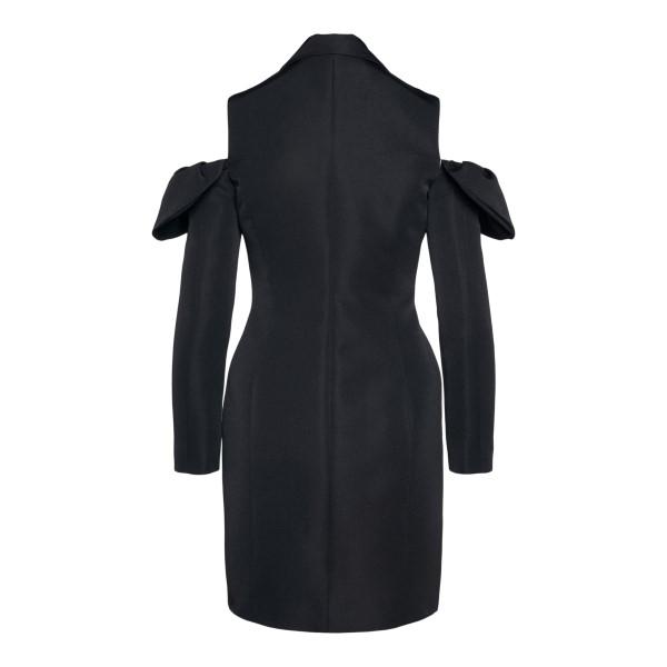 Short black jacket dress                                                                                                                               MOSCHINO