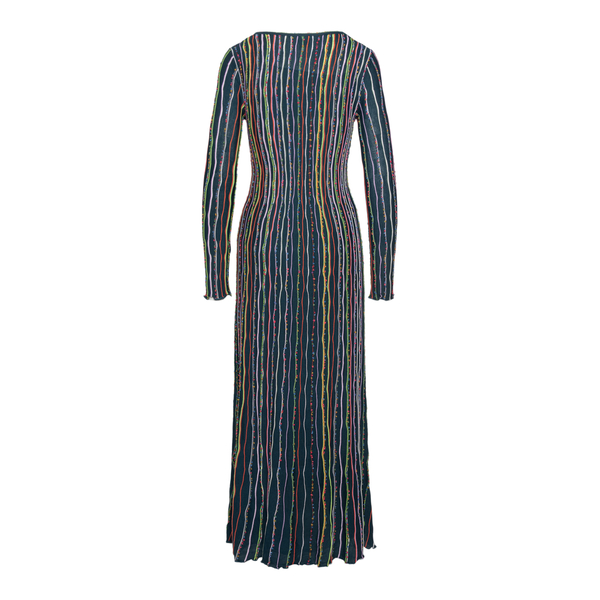 Long dress with details                                                                                                                                M MISSONI