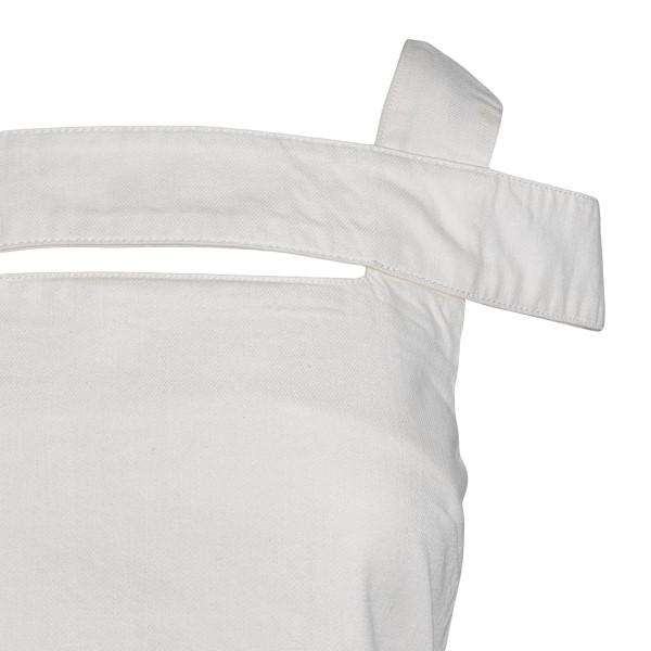Miniabito bianco con schiena scoperta                                                                                                                  GIVENCHY                                           GIVENCHY