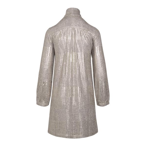 Short silver dress                                                                                                                                     SEE BY CHLOE