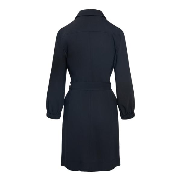 Crepe midi dress                                                                                                                                       SEE BY CHLOE