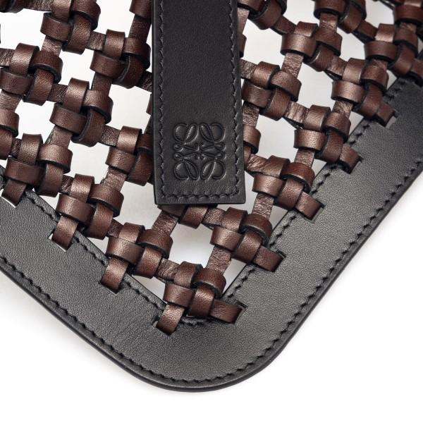 Cintura strutturata con intrecci                                                                                                                       LOEWE                                              LOEWE