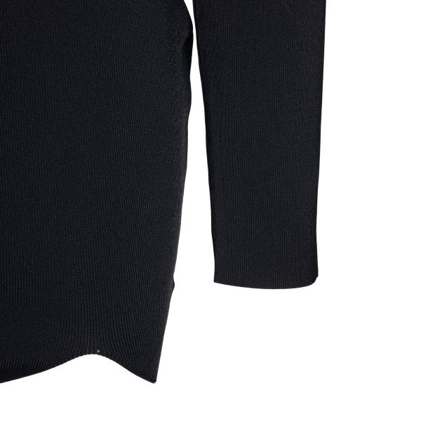 Short black fitted dress                                                                                                                               DSQUARED2