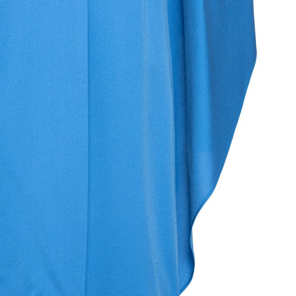 Light blue jumpsuit with wide sleeves                                                                                                                  MAX MARA