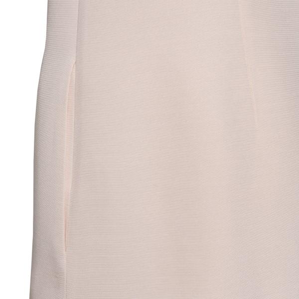 White sleeveless jumpsuit                                                                                                                              VALENTINO