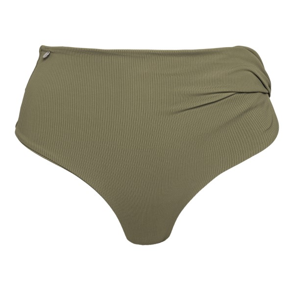 Slip bikini verde scuro                                                                                                                               The Attico 215WBB13 retro