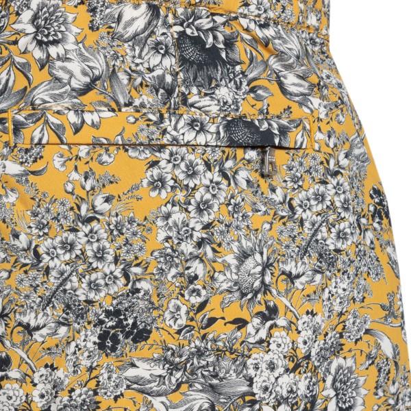 Costume giallo a fiori                                                                                                                                 ORLEBAR BROWN ORLEBAR BROWN