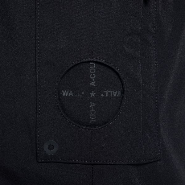 Black bermuda costume with pocket with hole                                                                                                            A COLD WALL
