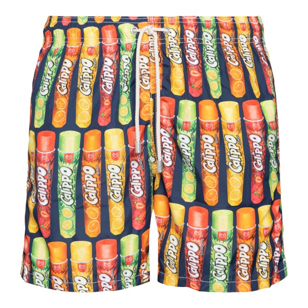 Costume multicolore con Calippo                                                                                                                       Saint Barth CALIPPO retro