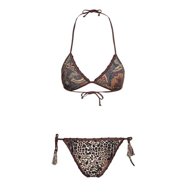 Bikini a fantasia animalier                                                                                                                            ANJUNA                                             ANJUNA