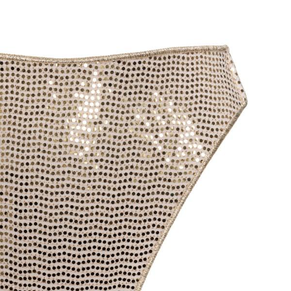 Set bikini con paillettes oro                                                                                                                          OSEREE SWIMWEAR                                    OSEREE SWIMWEAR