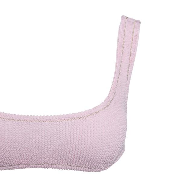 Pastel pink two-piece swimsuit                                                                                                                         REINA OLGA