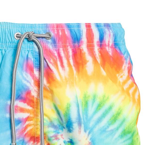 Multicolored tie-dye swimsuit                                                                                                                          SAINT BARTH