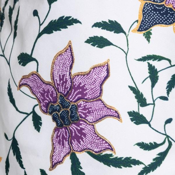 White floral swimsuit                                                                                                                                  ISABEL MARANT