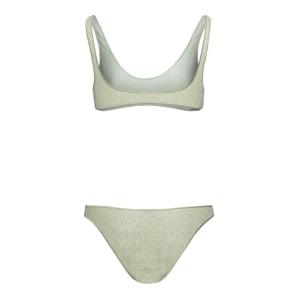 Set bikini in lurex argento                                                                                                                            OSEREE SWIMWEAR                                    OSEREE SWIMWEAR