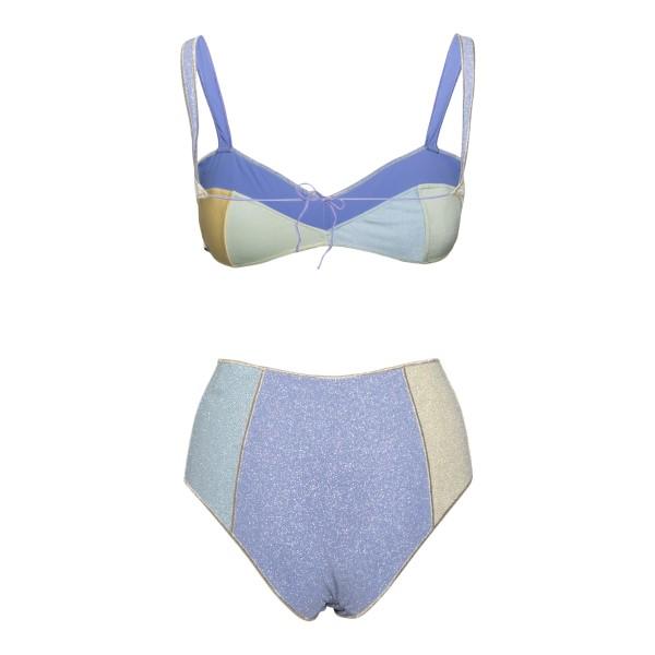 Set bikini multicolore con strass                                                                                                                      OSEREE SWIMWEAR                                    OSEREE SWIMWEAR