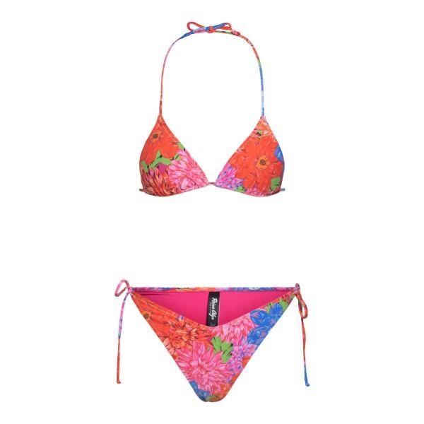 Floral bikini set                                                                                                                                     Reina Olga SUSAN back