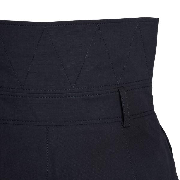 High waisted black shorts                                                                                                                              PHILOSOPHY