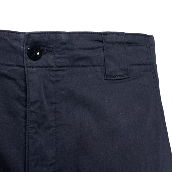 Navy blue bermuda with lens                                                                                                                            CP COMPANY