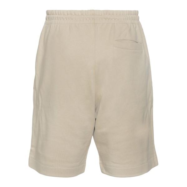 Pantaloncini beige con stampa                                                                                                                          DRIES VAN NOTEN                                    DRIES VAN NOTEN