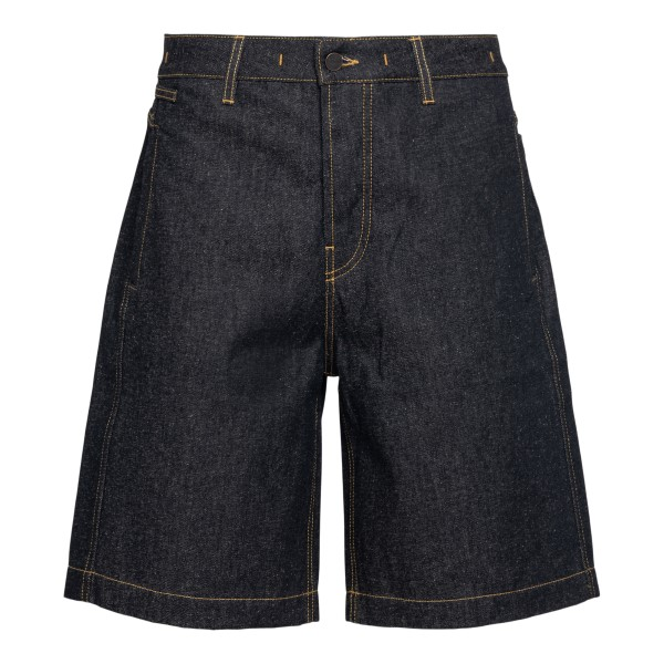 Short denim shorts                                                                                                                                     JACQUEMUS