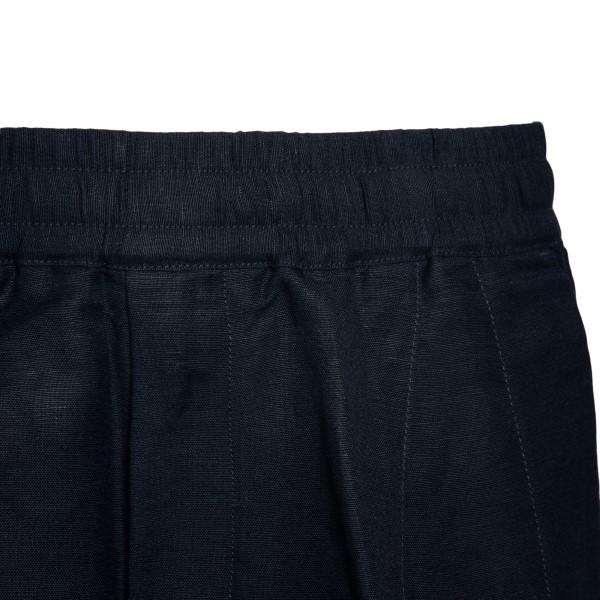 Pantaloncini blu scuro                                                                                                                                 EMPORIO ARMANI                                     EMPORIO ARMANI