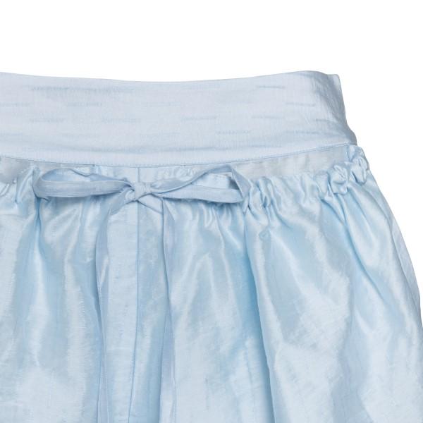 Pantaloncini azzurri leggeri                                                                                                                           EMPORIO ARMANI                                     EMPORIO ARMANI