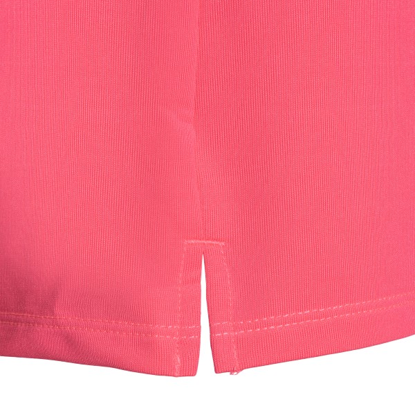 Fuchsia sports shorts with logo                                                                                                                        EA7