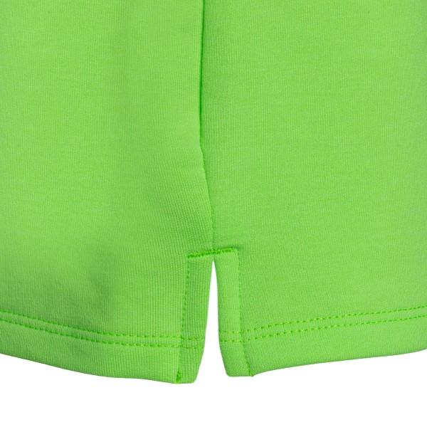 Green sports shorts with logo                                                                                                                          EA7