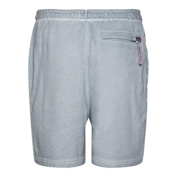 Grey shorts with embroidered logo                                                                                                                      PUMA X KIDSUPER