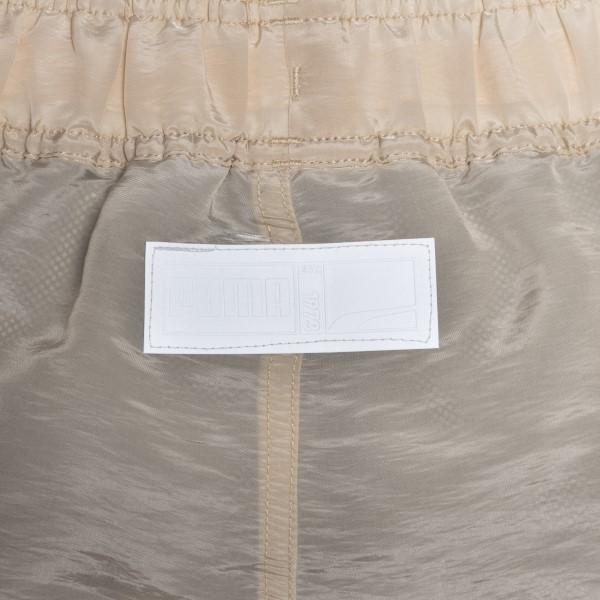 Black shorts with beige detail                                                                                                                         PUMA X RHUDE