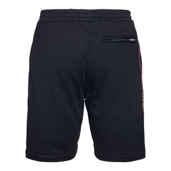Black shorts with logo band                                                                                                                            ALEXANDER MCQUEEN