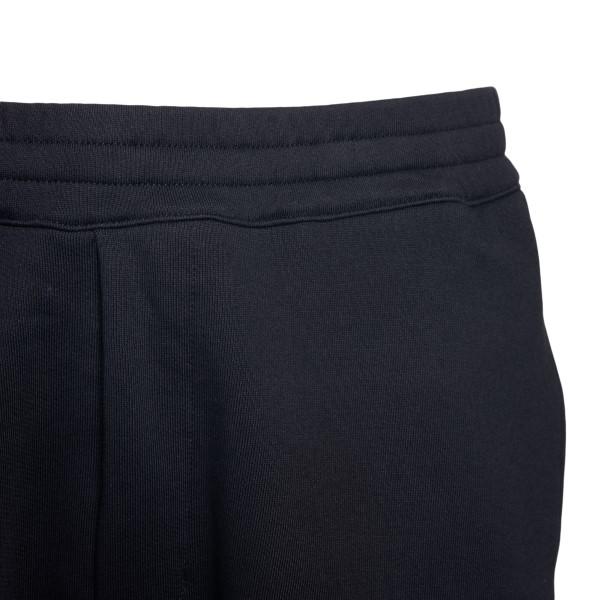 Pantaloncini neri con fascia logo                                                                                                                      ALEXANDER MCQUEEN                                  ALEXANDER MCQUEEN