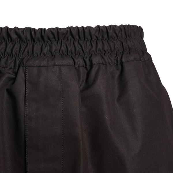 Pantaloncini in marrone scuro elasticizzati                                                                                                            BOTTEGA VENETA                                     BOTTEGA VENETA