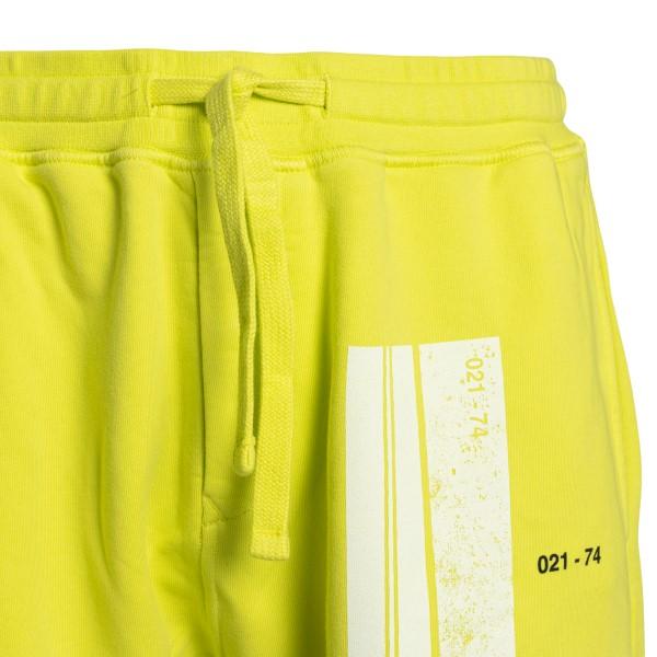 Pantaloncini sportivi giallo fluo                                                                                                                      STONE ISLAND                                       STONE ISLAND