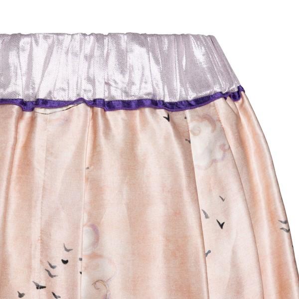 Pantaloncini leggeri con stampa grafica                                                                                                                FORTE FORTE                                        FORTE FORTE