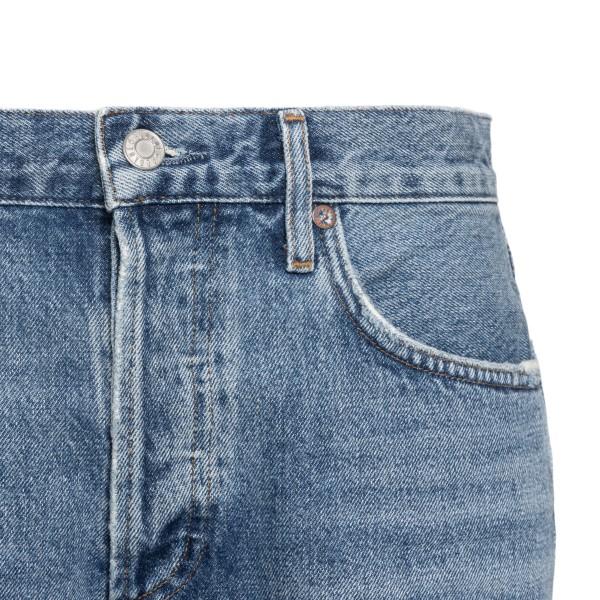 Shorts estivi a effetto vissuto                                                                                                                        AGOLDE                                             AGOLDE