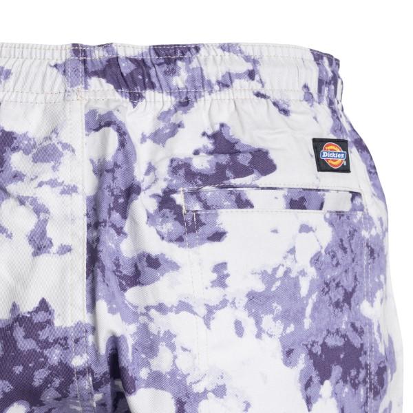 Pantaloncini sportivi lilla e bianchi                                                                                                                  DICKIES                                            DICKIES
