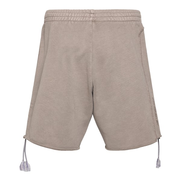 Pantaloncini beige con nappine                                                                                                                         REEBOK                                             REEBOK