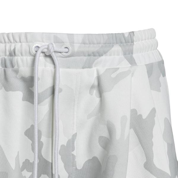 Pantaloncini sportivi bianchi camouflage                                                                                                               DOLCE&GABBANA                                      DOLCE&GABBANA