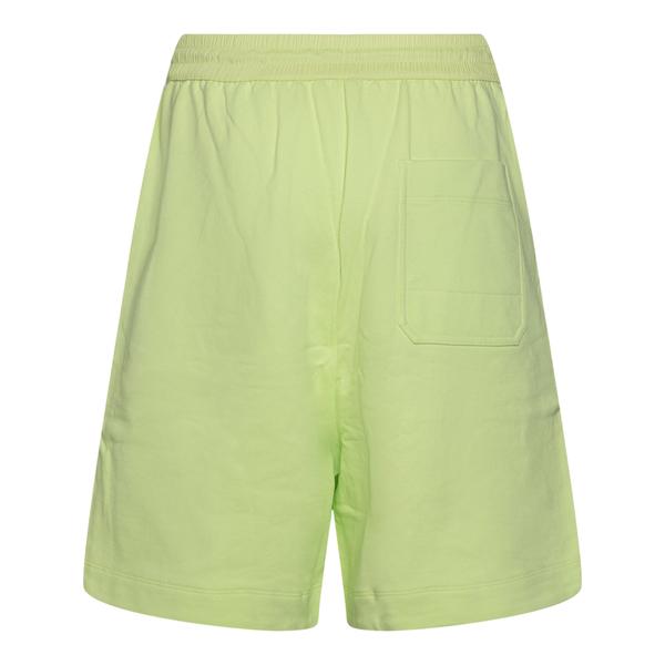 Pantaloncini sportivi verdi                                                                                                                            Y3                                                 Y3