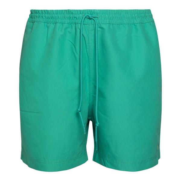 Pantaloncini verdi con logo                                                                                                                           Carhartt I026235 retro