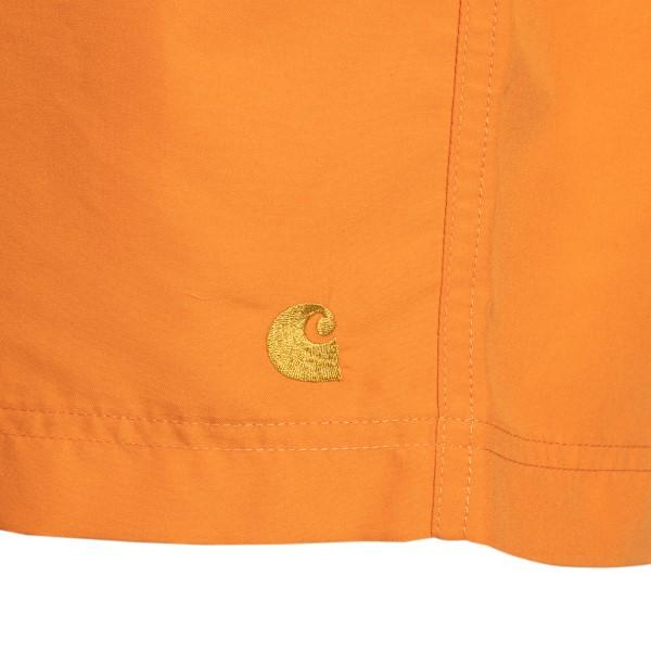 Orange sports shorts                                                                                                                                   CARHARTT