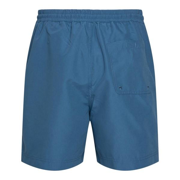 Blue sports shorts                                                                                                                                     CARHARTT