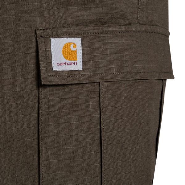 Green bermuda shorts with pockets                                                                                                                      CARHARTT