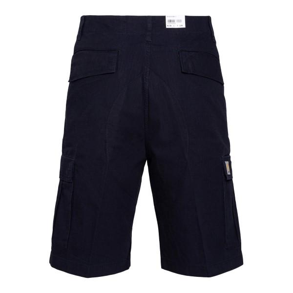 Dark blue bermuda with pockets                                                                                                                         CARHARTT