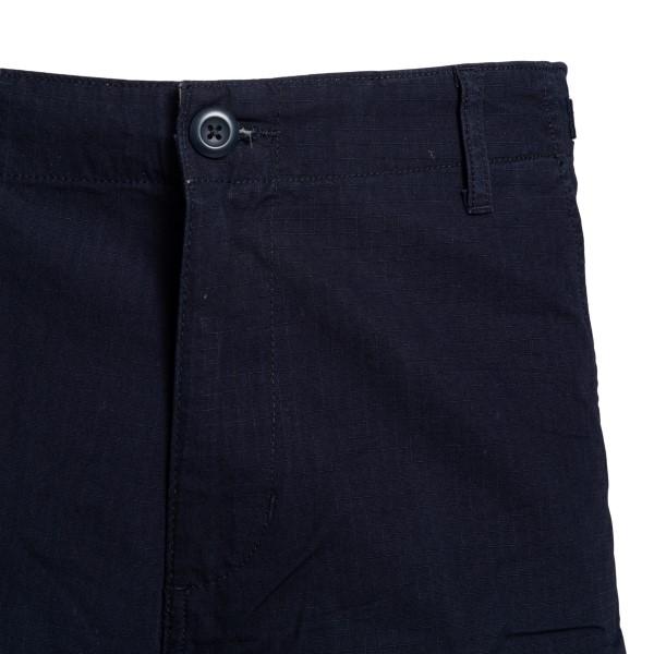 Bermuda blu scuro con tasche                                                                                                                           CARHARTT                                           CARHARTT