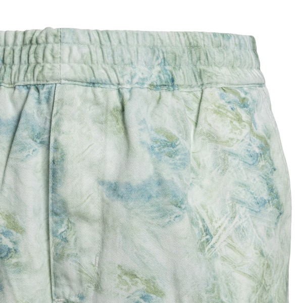 Pantaloncini verdi con sfumature                                                                                                                       CARHARTT                                           CARHARTT