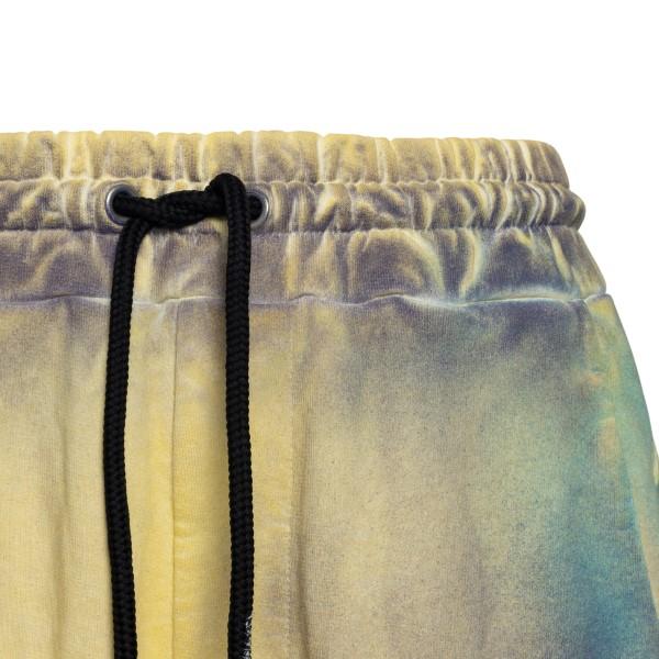 Pantaloncini multicolore con stampa logo                                                                                                               MAUNA KEA                                          MAUNA KEA