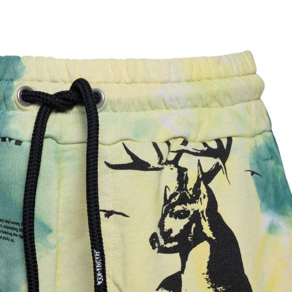 Pantaloncini multicolore con stampe                                                                                                                    MAUNA KEA                                          MAUNA KEA